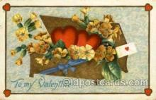val001755 - Valentines Day Postcard Postcards