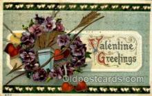 val001756 - Valentines Day Postcard Postcards