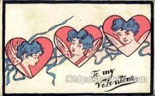 val001762 - Valentines Day Postcard Postcards