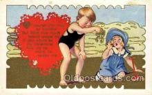 val001763 - Valentines Day Postcard Postcards