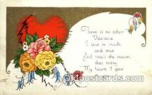 val001764 - Valentines Day Postcard Postcards