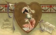 val001767 - Valentines Day Postcard Postcards