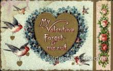 val001770 - Valentines Day Postcard Postcards
