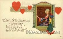 val001776 - Valentines Day Postcard Postcards