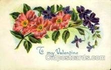 val001777 - Valentines Day Postcard Postcards