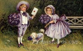 val001779 - Valentines Day Postcard Postcards