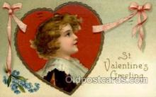 val001781 - Valentines Day Postcard Postcards