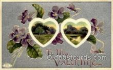 val001782 - Valentines Day Postcard Postcards