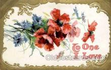 val001788 - Valentines Day Postcard Postcards