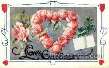 val001792 - Valentines Day Postcard Postcards