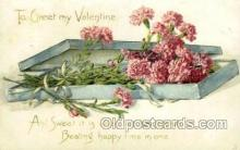 val001796 - Valentines Day Postcard Postcards