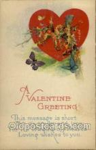 val001799 - Valentines Day Postcard Postcards