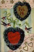 val001833 - Valentines Day Postcard Postcards
