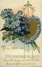 val001840 - Valentines Day Postcard Postcards