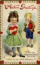 val001864 - Valentines Day Postcard Postcards