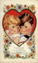 val001865 - Valentines Day Postcard Postcards