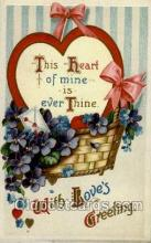 val001878 - Valentines Day Postcard Postcards