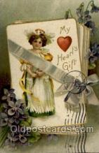 val001879 - Valentines Day Postcard Postcards