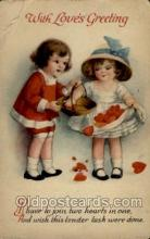 val001883 - Valentines Day Postcard Postcards