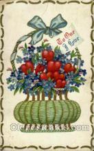 val001887 - Valentines Day Postcard Postcards