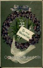 val001888 - Valentines Day Postcard Postcards