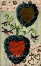 val001891 - Valentines Day Postcard Postcards