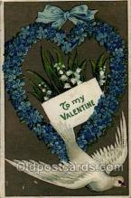 val001895 - Valentines Day Postcard Postcards