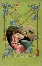 val001914 - Valentines Day Postcard Postcards