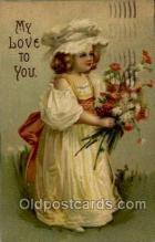 val001920 - Valentines Day Postcard Postcards