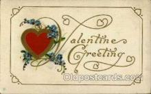 val001926 - Valentines Day Postcard Postcards