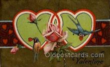 val001930 - Valentines Day Postcard Postcards