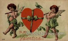 val001935 - Valentines Day Postcard Postcards