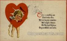 val001936 - Valentines Day Postcard Postcards