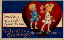 val001938 - Valentines Day Postcard Postcards