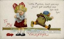 val001941 - Valentines Day Postcard Postcards