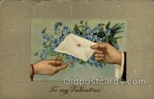 val001949 - Valentines Day Postcard Postcards