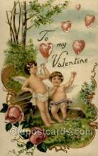 val001973 - Valentines Day Postcard Postcards