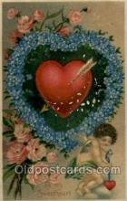 val001974 - Valentines Day Postcard Postcards
