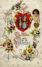 val001978 - Valentines Day Postcard Postcards