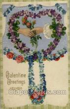 val001982 - Valentines Day Postcard Postcards