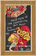 val002030 - Valentines Day Post Cards Old Vintage Antique Postcards
