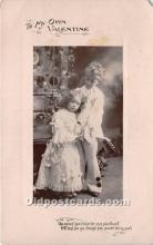 val002050 - Valentines Day Post Cards Old Vintage Antique Postcards
