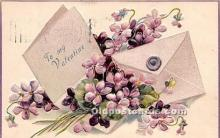 val002067 - Valentines Day Post Cards Old Vintage Antique Postcards