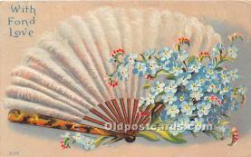 val002090 - Valentines Day Post Cards Old Vintage Antique Postcards