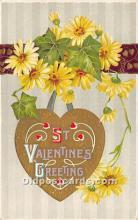 val002103 - Valentines Day Post Cards Old Vintage Antique Postcards