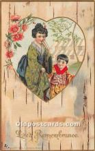 val002116 - Valentines Day Post Cards Old Vintage Antique Postcards