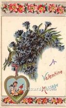 val002146 - Valentines Day Post Cards Old Vintage Antique Postcards
