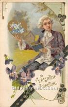 val002149 - Valentines Day Post Cards Old Vintage Antique Postcards