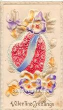 val002155 - Valentines Day Post Cards Old Vintage Antique Postcards