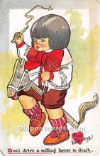 val002157 - Valentines Day Post Cards Old Vintage Antique Postcards